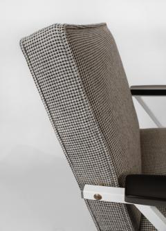 Knoll International Ladislav Rado Cantilevered Lounge Chairs for Knoll and Drake 1950s - 997988