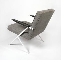 Knoll International Ladislav Rado Cantilevered Lounge Chairs for Knoll and Drake 1950s - 997992