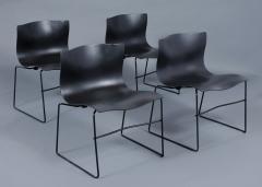 Knoll International Set of Four Knoll Handkerchief Chairs - 2019902