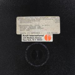 Knoll International Set of Four Knoll Handkerchief Chairs - 2019903