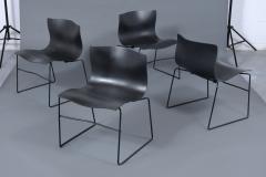 Knoll International Set of Four Knoll Handkerchief Chairs - 2019904
