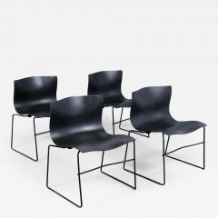 Knoll International Set of Four Knoll Handkerchief Chairs - 2022112