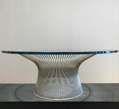 Knoll International Warren Platner Coffee Table - 1491959