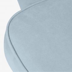 Knoll Knoll Saarinen Executive Arm Chairs in Ultrasuede Walnut Legs Set of 4 - 2082142
