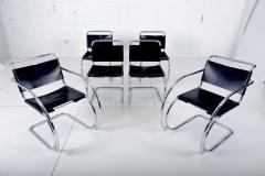 Knoll Mies van der Rohe MR20 Armchairs for Knoll - 2032114