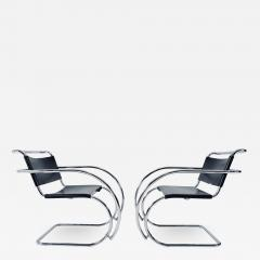 Knoll Mies van der Rohe MR20 Armchairs for Knoll - 2032187