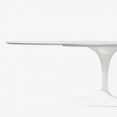 Knoll Saarinen 96 Pedestal Tulip Dining Table in Laminate by Eero Saarinen for Knoll - 1798963