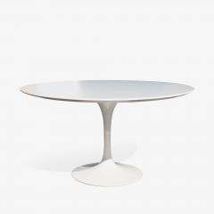Knoll Saarinen 96 Pedestal Tulip Dining Table in Laminate by Eero Saarinen for Knoll - 1798964