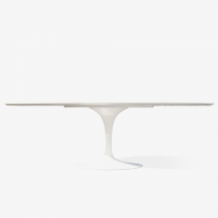 Knoll Saarinen 96 Pedestal Tulip Dining Table in Laminate by Eero Saarinen for Knoll - 1798968