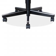 Knoll Saarinen Executive Arm Chair in Leather Swivel Base by Eero Saarinen for Knoll - 1838697