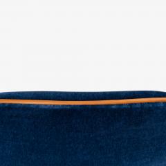 Knoll Saarinen Executive Arm Chair in Mohair Leather by Eero Saarinen for Knoll - 1899084