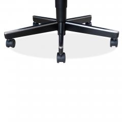 Knoll Saarinen Executive Arm Chair in Vinyl Swivel Base by Eero Saarinen for Knoll - 1838688