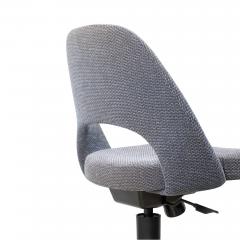 Knoll Saarinen Executive Armless Chair Swivel Base by Eero Saarinen for Knoll - 1838829