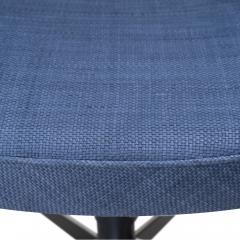 Knoll Saarinen Executive Armless Chair in Woven Leather by Eero Saarinen for Knoll - 1838764