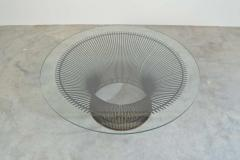 Knoll Warren Platner for Knoll Bronze Cocktail Coffee Table - 1920389