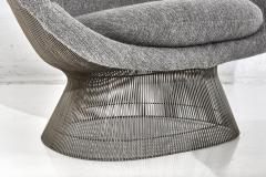 Knoll Warren Platner for Knoll Lounge Chair with Ottoman - 1791858
