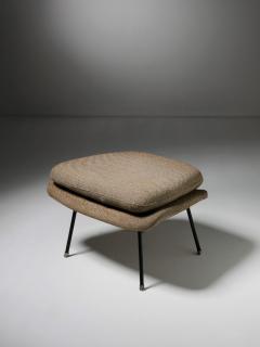 Knoll Womb Chair Ottoman by Eero Saarinen for Knoll - 1148951