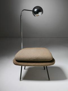 Knoll Womb Chair Ottoman by Eero Saarinen for Knoll - 1148955
