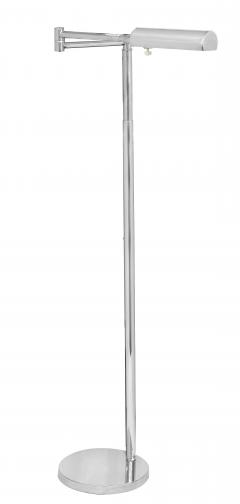 Koch Lowy Chrome Adjustable Reading Lamp by Koch Lowy - 205698