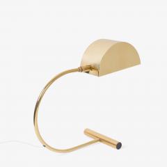 Koch Lowy Koch Lowy Adjustable Brass Task Desk Lamp - 1854887