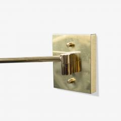 Koch Lowy Koch Lowy Swing Arm Articulating Brass Reading Wall Light Lamp - 1769648