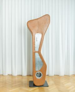 Kohlmaier Manufaktur Sculpture a 360 degree swivel upright horizontal vertical bench - 1069549
