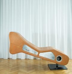 Kohlmaier Manufaktur Sculpture a 360 degree swivel upright horizontal vertical bench - 1069551