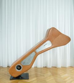 Kohlmaier Manufaktur Sculpture a 360 degree swivel upright horizontal vertical bench - 1069555