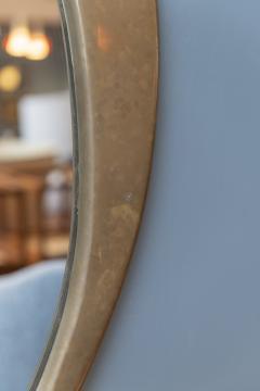 Konekt A Cepa Cast Bronze Wall Mirror by Konekt - 1896950
