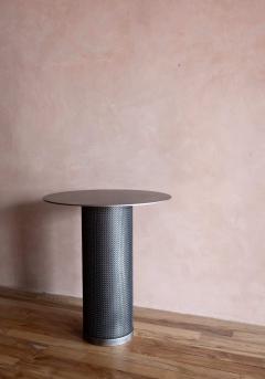 Konekt Armor Cylinder Side Table - 1055256
