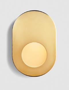 Konekt Oblong Portal Sconce by Konekt - 1649113
