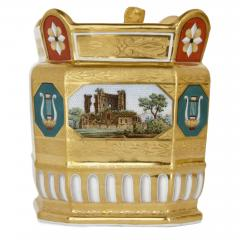 Konigliche Porzellan Manufaktur KPM Antique KPM Porcelain Neoclassical and Egyptian Revival Style Six Piece Tea Set - 1942700