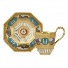 Konigliche Porzellan Manufaktur KPM Antique KPM Porcelain Neoclassical and Egyptian Revival Style Six Piece Tea Set - 1942701