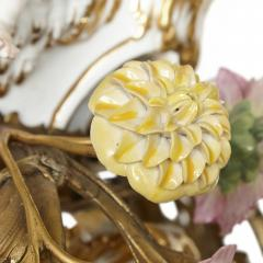 Konigliche Porzellan Manufaktur KPM KPM porcelain and gilt bronze chandelier - 1274435