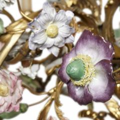 Konigliche Porzellan Manufaktur KPM KPM porcelain and gilt bronze chandelier - 1274436