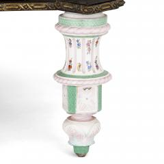 Konigliche Porzellan Manufaktur KPM Ormolu and KPM porcelain mounted display cabinet - 1256194