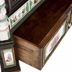 Konigliche Porzellan Manufaktur KPM Ormolu and KPM porcelain mounted display cabinet - 1256197