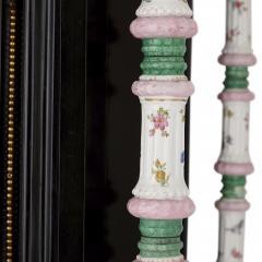Konigliche Porzellan Manufaktur KPM Ormolu and KPM porcelain mounted display cabinet - 1256200