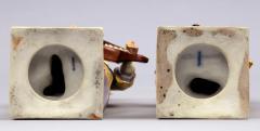 Konigliche Porzellan Manufaktur Pair Berlin KPM Porcelain Figurines Circa 1830 - 266804