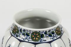 Krautheim China Paint Decorated Lidded Urn by Krautheim China - 1347786