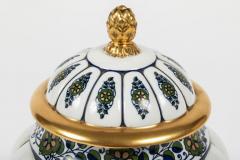 Krautheim China Paint Decorated Lidded Urn by Krautheim China - 1347787