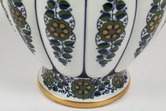 Krautheim China Paint Decorated Lidded Urn by Krautheim China - 1347788