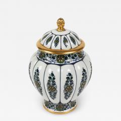 Krautheim China Paint Decorated Lidded Urn by Krautheim China - 1349191