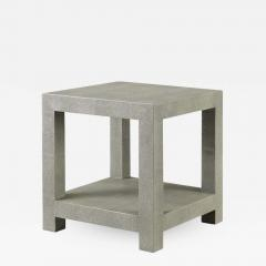 Kravet Inc Ames Shagreen Side Table - 1772555