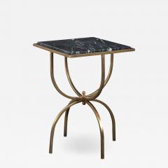 Kravet Inc Balin Side Table Black - 1770112