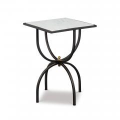 Kravet Inc Balin Side Table White - 1769592