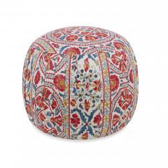 Kravet Inc Lena Ottoman Bokhara Susani - 1769577