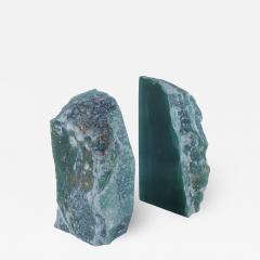 Kravet Inc Matheus Green Quartz Bookends  - 1792069