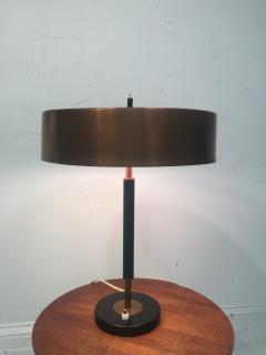 Kurt Versen Inc KURT VERSEN MODERNIST TABLE LAMP - 796070