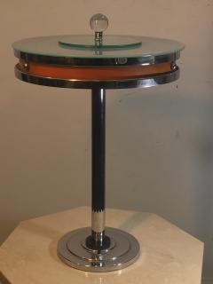 Kurt Versen Inc RARE ART DECO LAMP BY KURT VERSEN - 822438